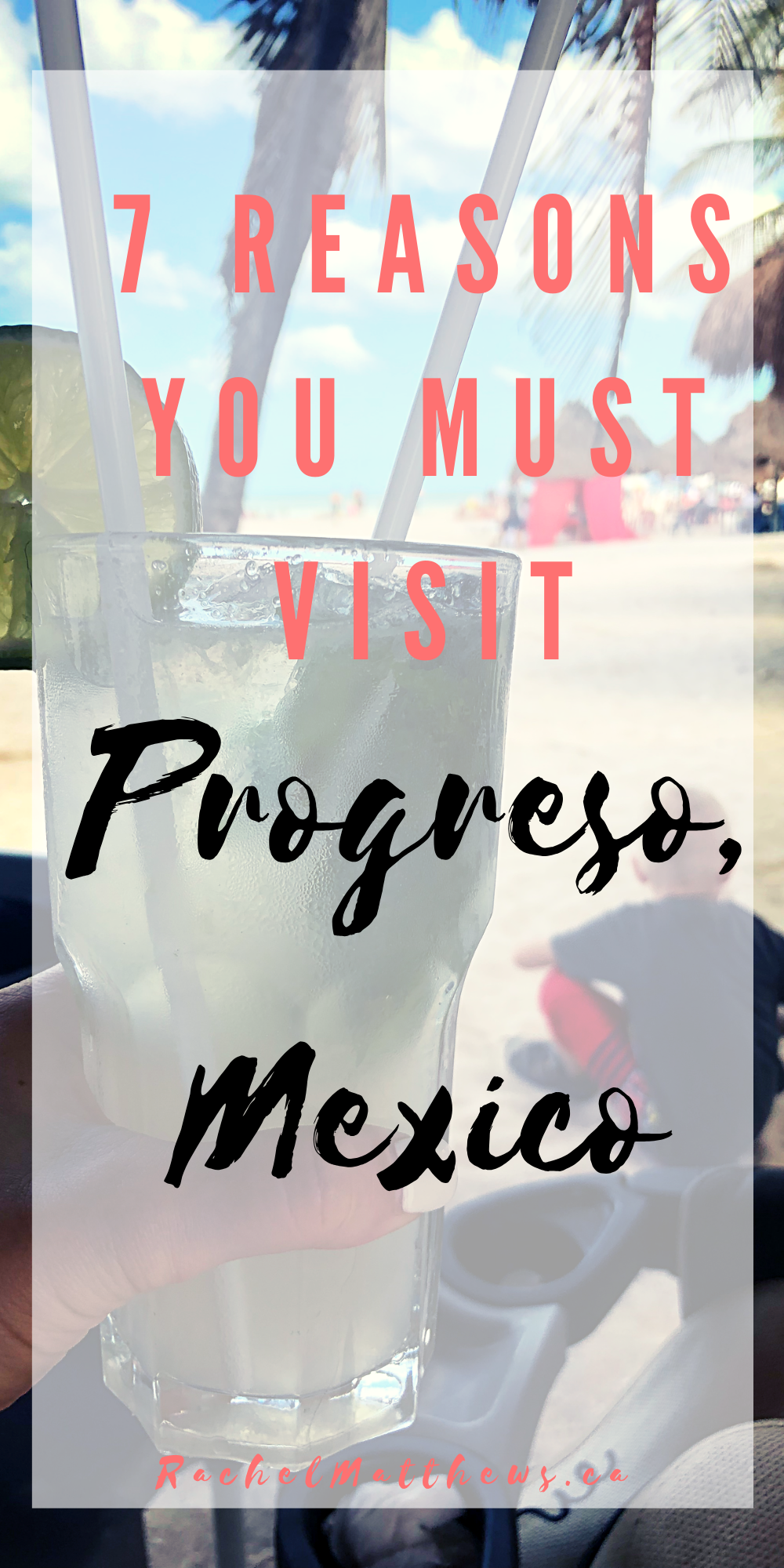 7 Reasons you should visit Progreso Mexico!