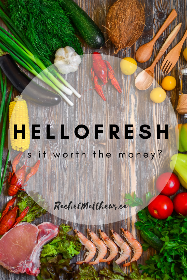 HelloFresh: Is it worth the money?