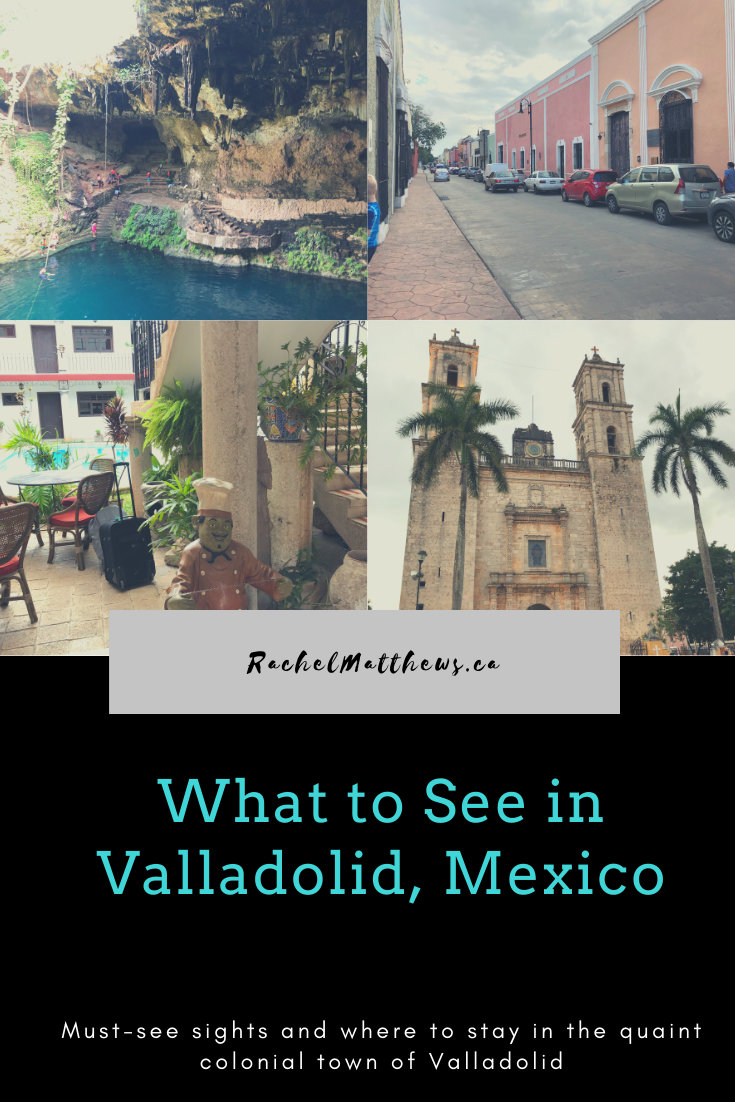 What to see in Valladolid, Mexico